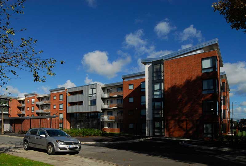 New Flats & Houses : Oaktree Gardens, Liverpool