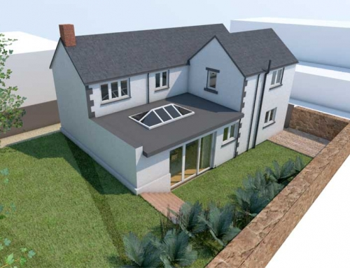 Rear Extension : Heswall